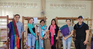 Isinay loom weaving reintroduced amid the pandemic