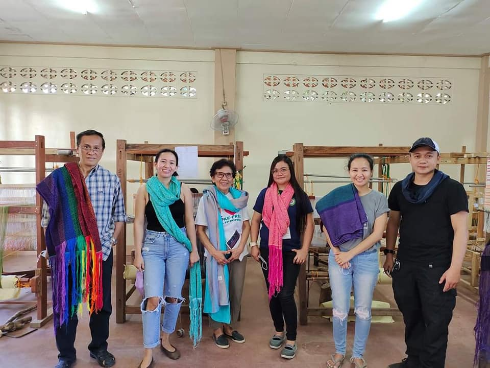 Isinay loom weaving reintroduced amid the pandemic