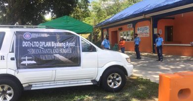 LTO-NV gears up for the Holy Week