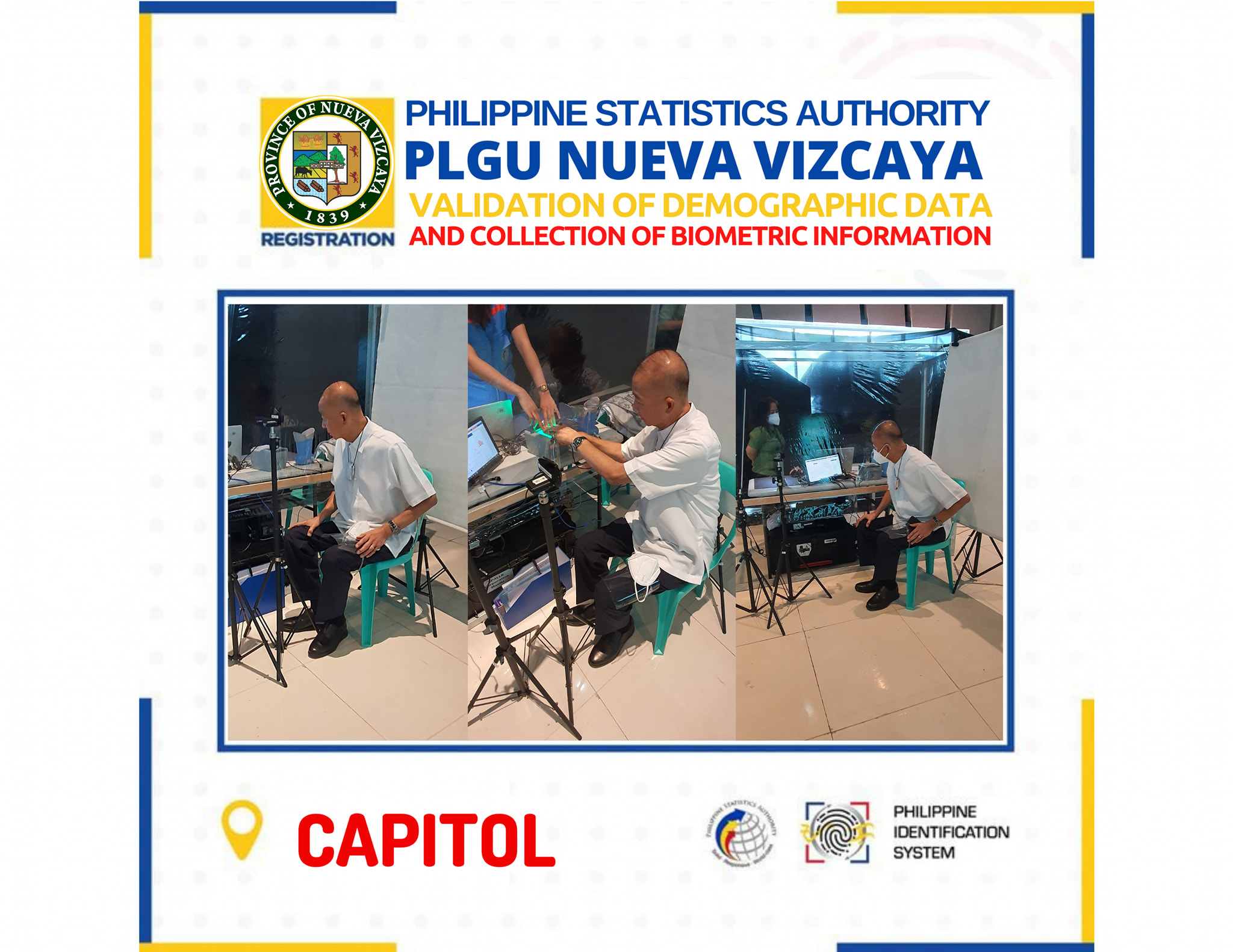 On-site Institutional National ID Registration